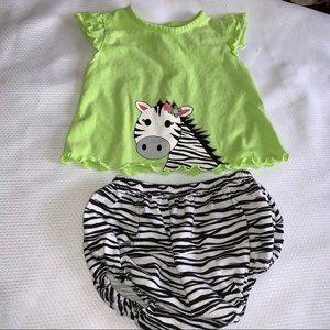 Swiggles Outfit, sz 3-6 mo